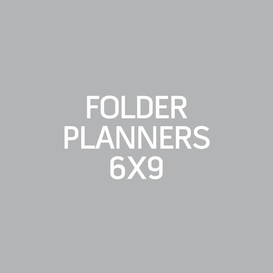 Folder Planner 6x9