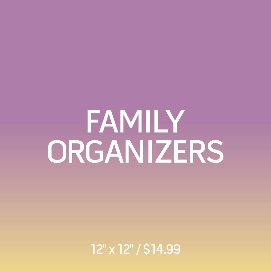 Family Organizers