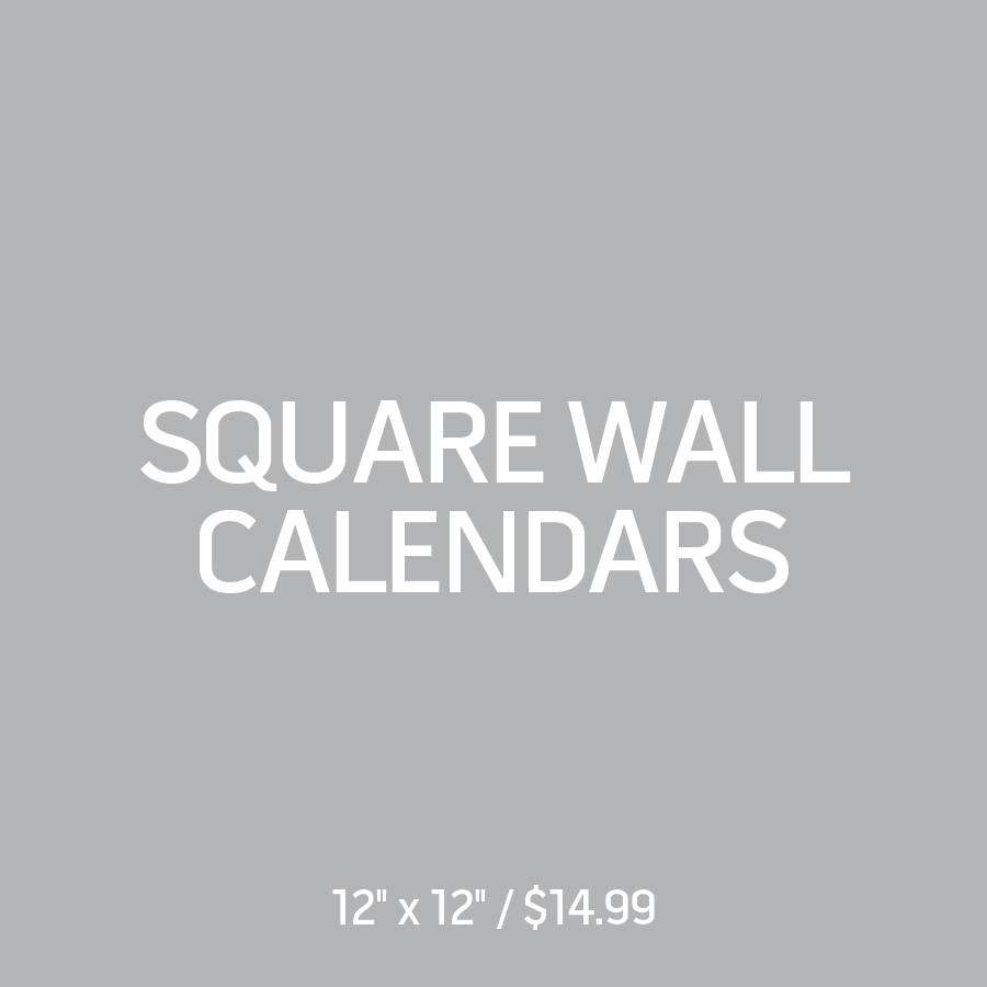 Square Wall Calendars