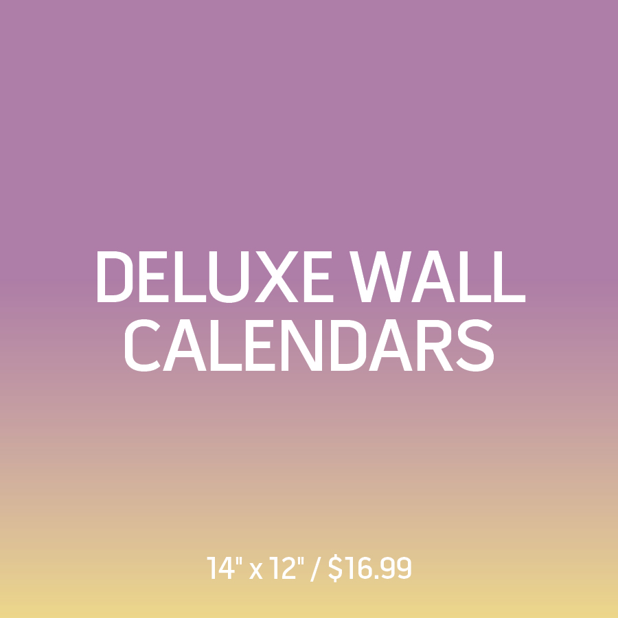 Deluxe Wall Calendars