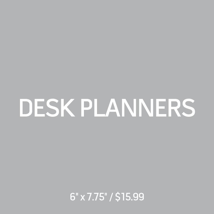 Desk Planners
