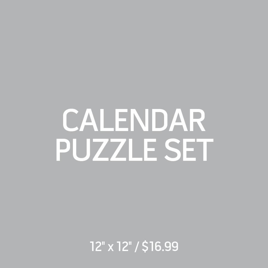 Calendar Puzzle Sets