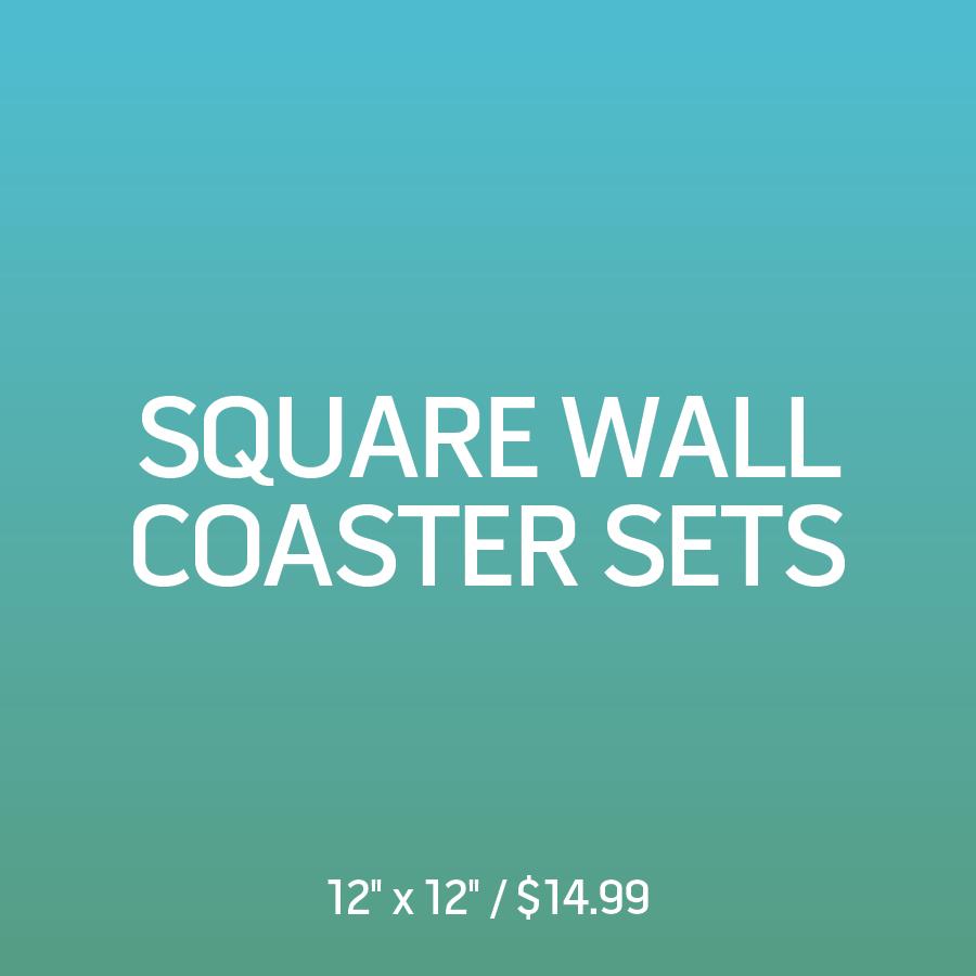 Square 12x12 Coaster