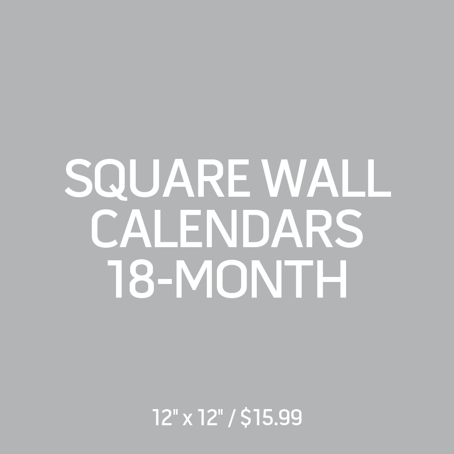 Square 12x12 18M