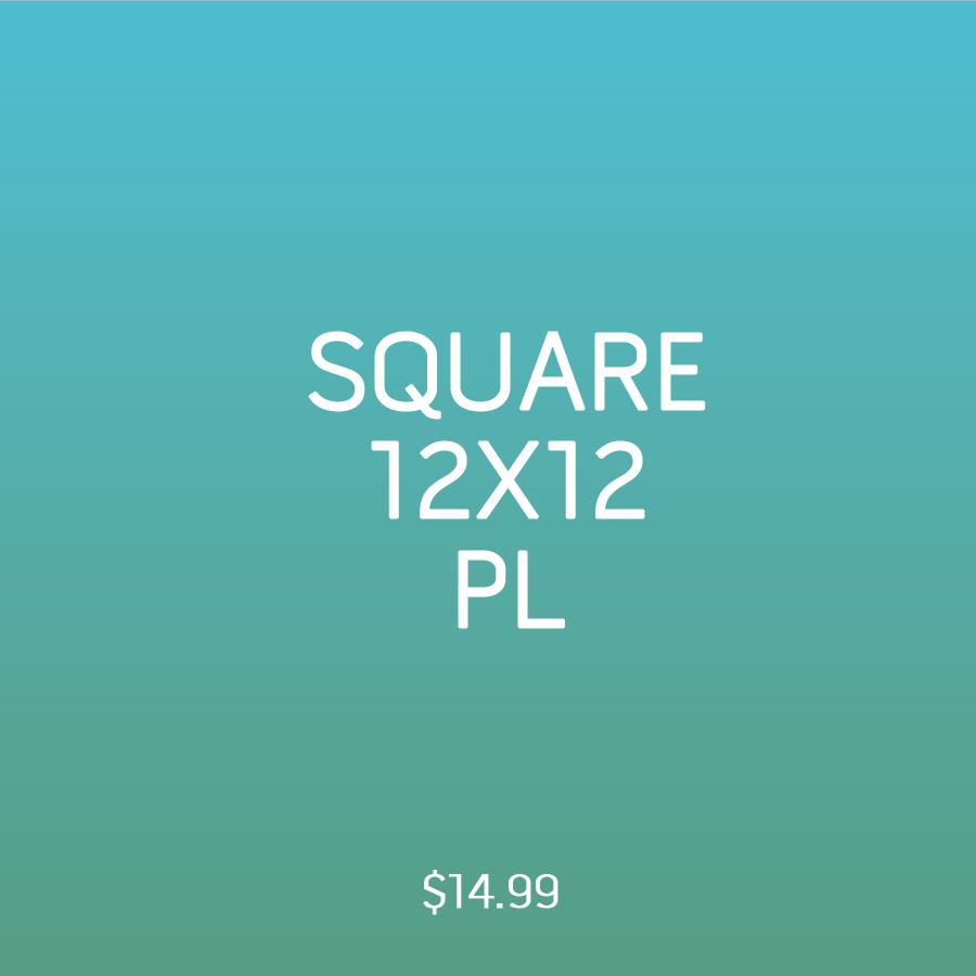 Square 12x12 PL