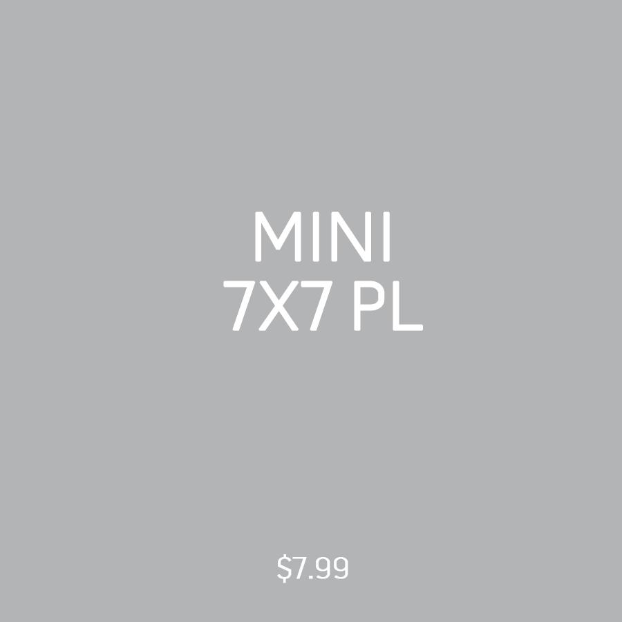 Mini 7x7 PL
