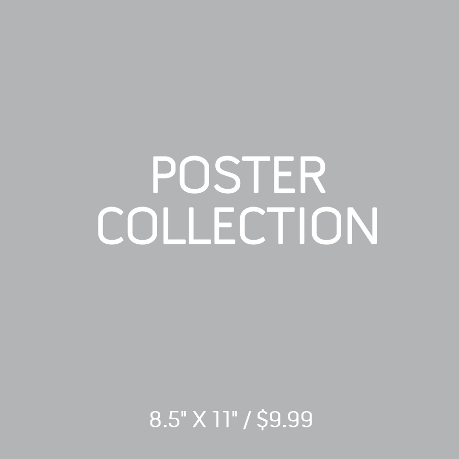 Poster Collection - 8.5